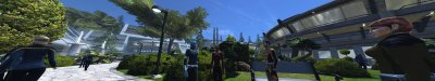 Star Trek Online: Reunion interrupted....